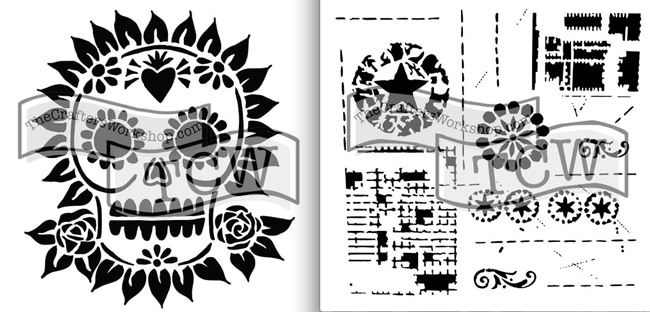 TCW stencils 639s and 653s