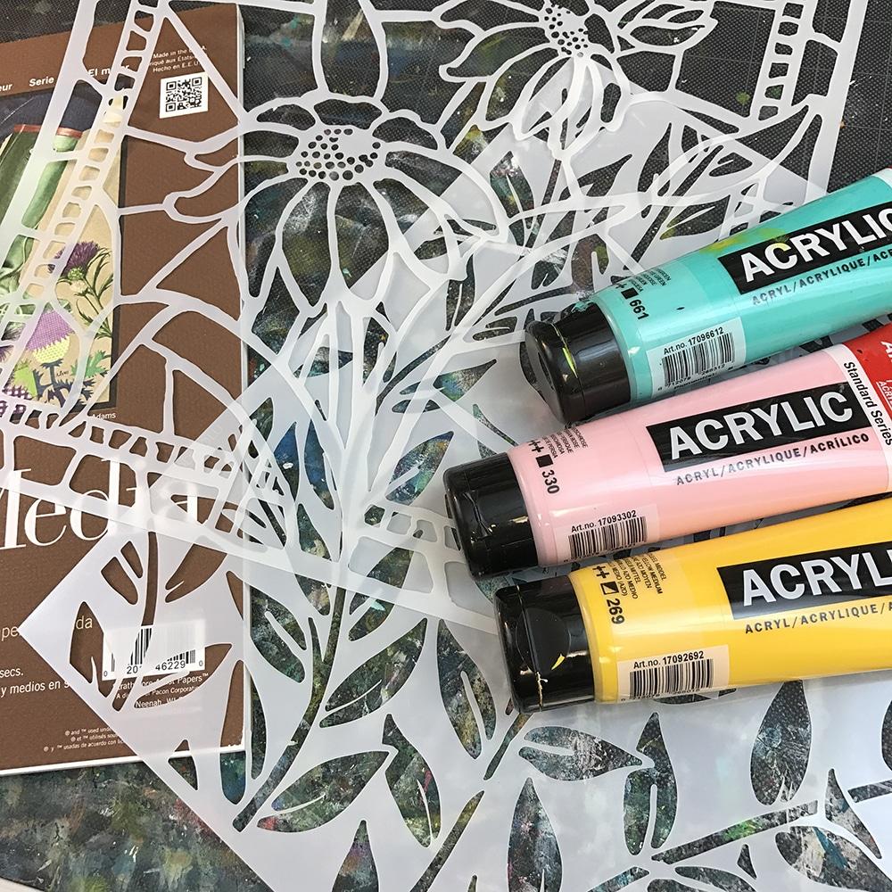 Spring Color Supplies
