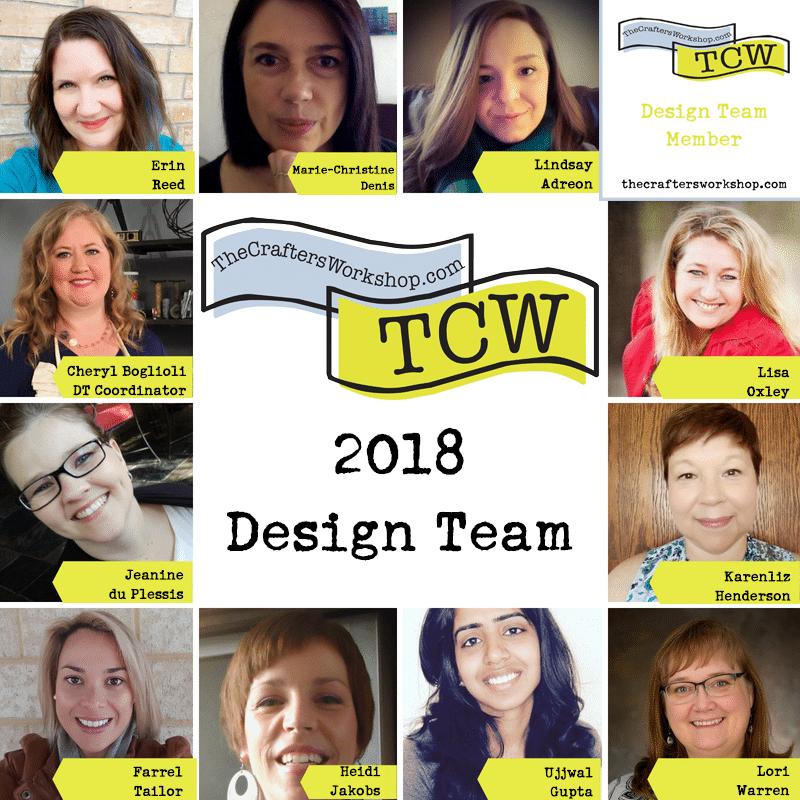 TCW 2018 Design Team
