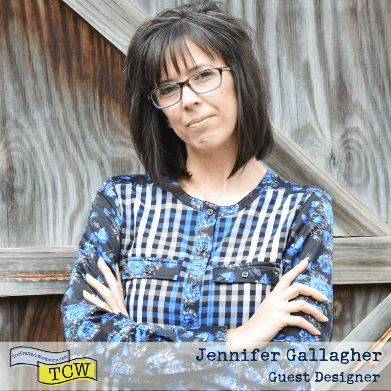 TCW Guest Designer Jennifer Gallagher