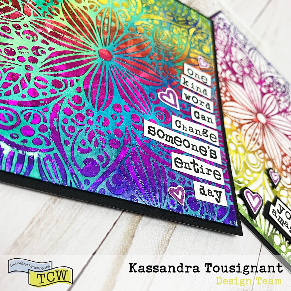 Kassy-Tousignant-Foiled-Cards-Spotlight