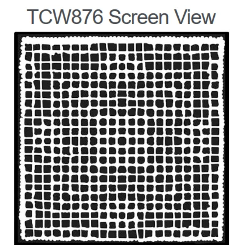 Picture of TCW876 Screen View