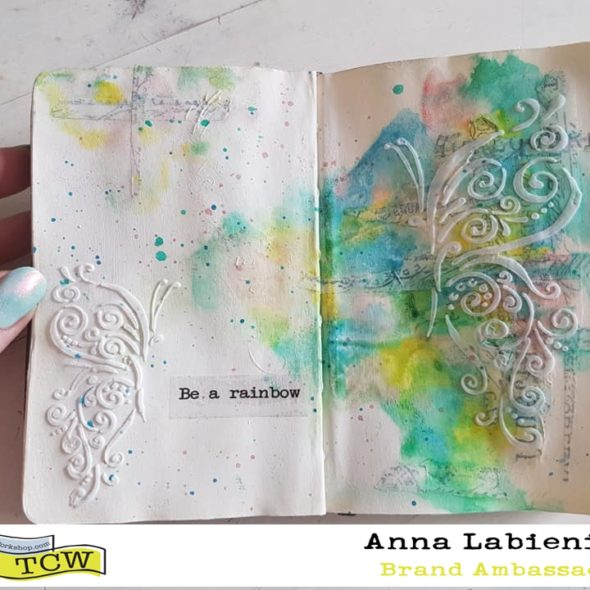 Anna Labienec Be A Rainbow